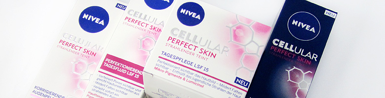 Nivea Cellular Perfect Skin Serie