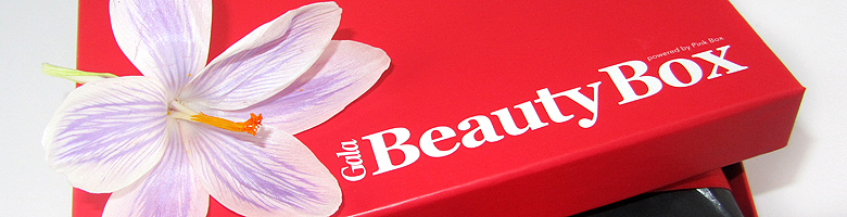 Gala Beauty Box – März 2015