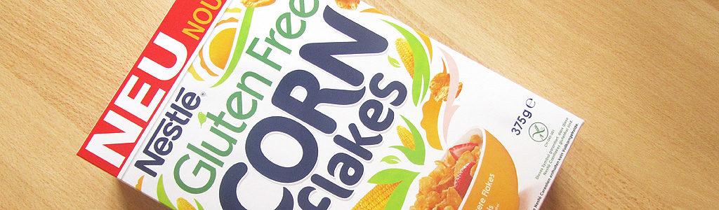 Nestlé Gluten Free Cornflakes im Test – Langweilig war gestern!