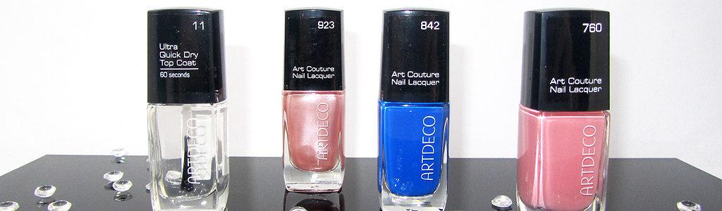 Neuheiten von ARTDECO – Art Couture Nail Lacquer
