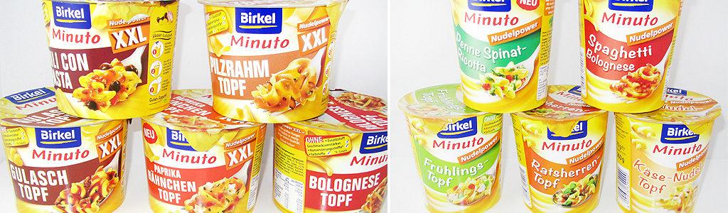 Birkel Minuto und Birkel Minuto XXL