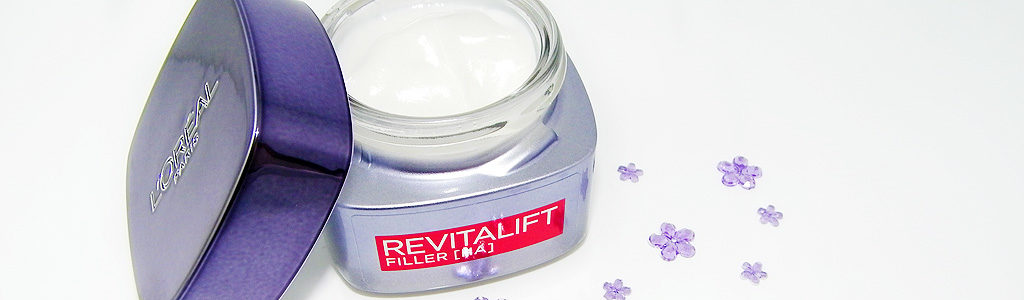 L'ORÉAL PARiS – Revitalift Filler [HA] Tagespflege