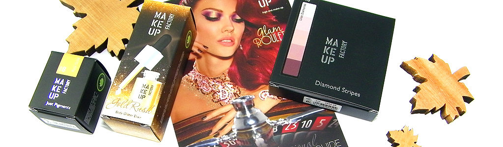 Make Up Factory – Glam Roulette Kollektion