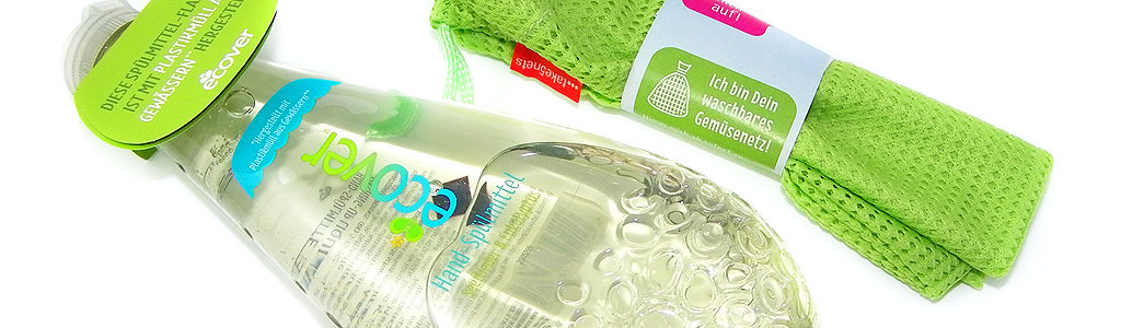 ecover Hand-Spülmittel Seeflieder & Eukalyptus