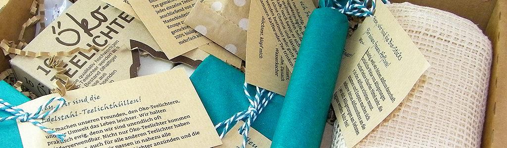 Waschbär – der Umweltversand für Naturmode und nachhaltige Produkte
