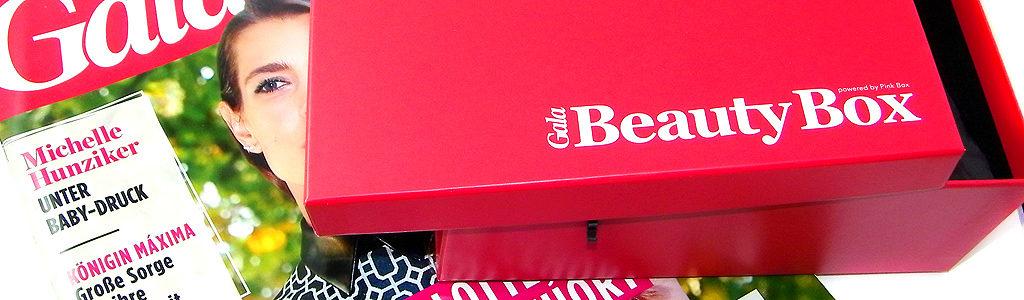 Gala Beauty Box – November 2015