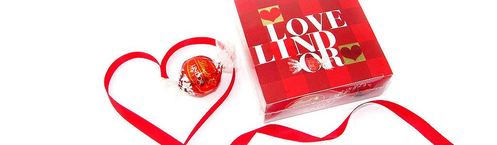 """Lindor Design Edition """"Love Lindor"""" von Lindt"""