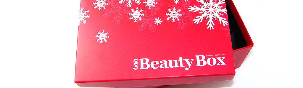 Gala Beauty Box – Dezember 2015