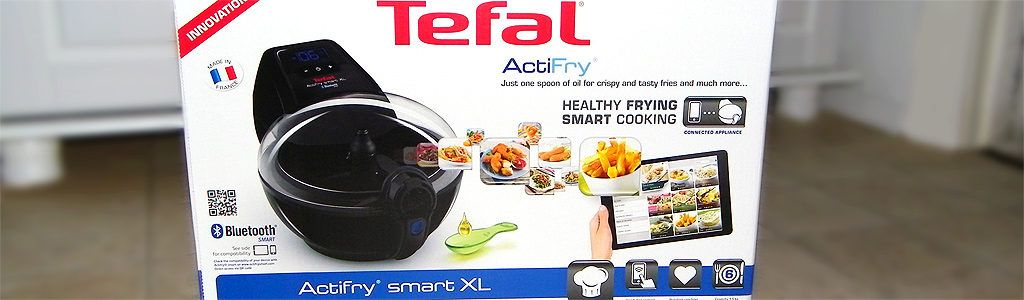 Tefal Actifry Smart XL Heißluft-Fritteuse
