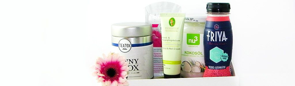 nu³ insider Box – Natural Beauty 2. Ausgabe