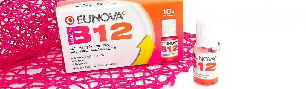 EUNOVA® B12 Komplex von STADAvita