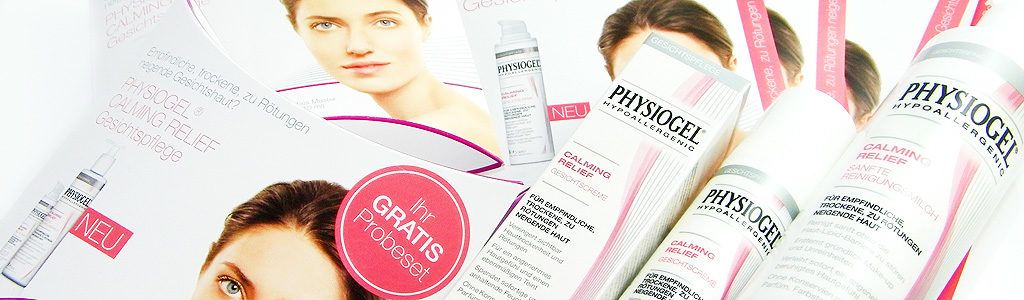 Physiogel® Calming Relief Gesichtspflege