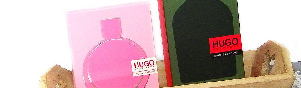 Hugo Woman Extreme EdP und  Hugo Man Extreme EdP