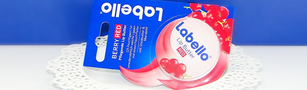 Labello Lip Butter Berry Red