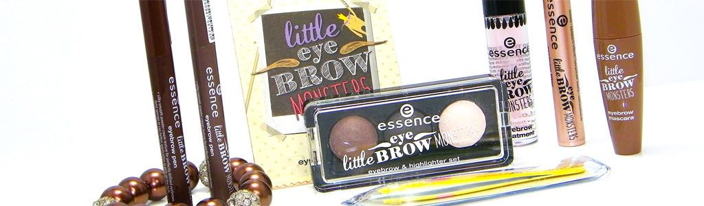 essence little eyebrow monsters – Trend Edition