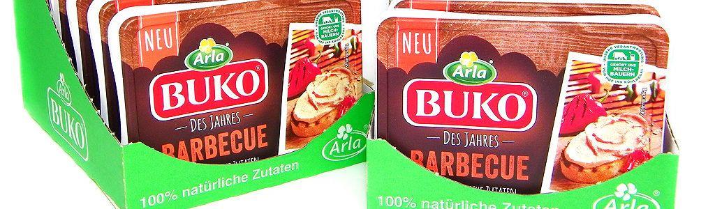 """Arla Buko® des Jahres """"Barbecue"""""""