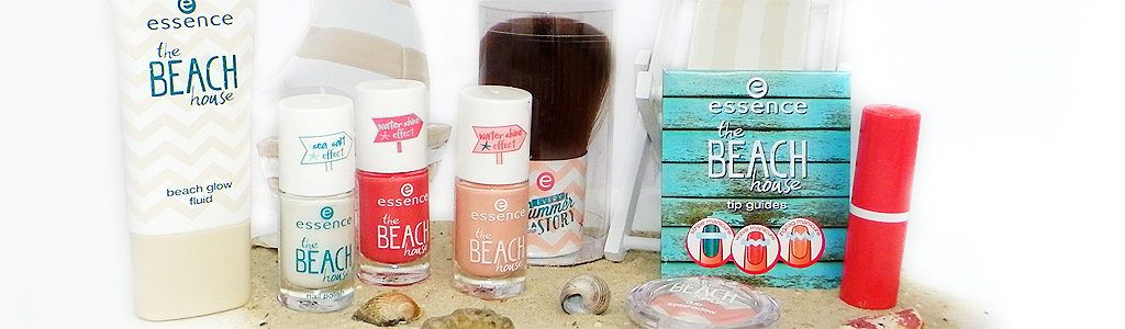 essence Trend Edition – the beach house