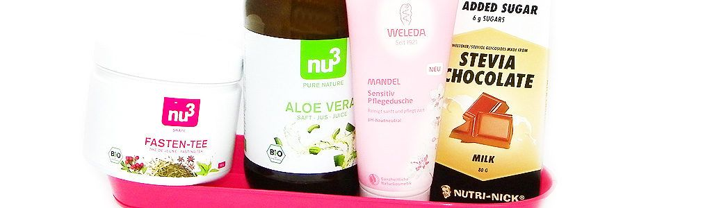 Natural Beauty Box vom nu³ Insider Club