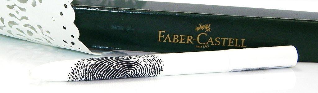 Drehkugelschreiber WRITink Print von FABER-CASTELL