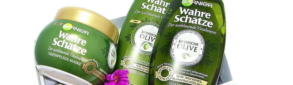 Garnier Wahre Schätze – Mythische Olive