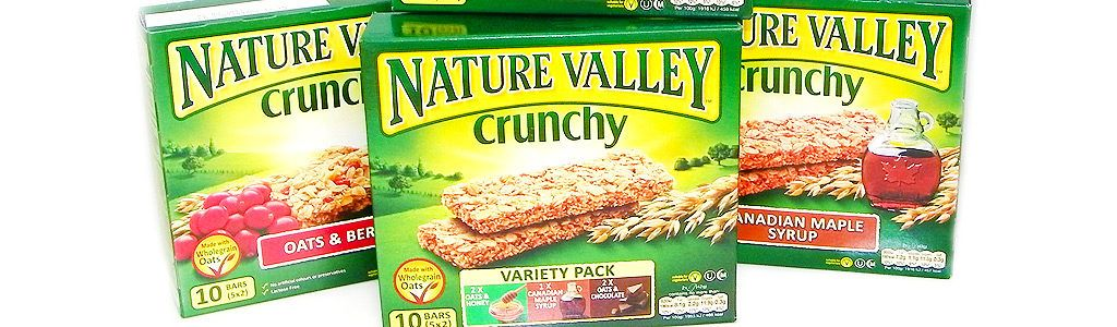 Nature Valley™ Crunchy Riegel
