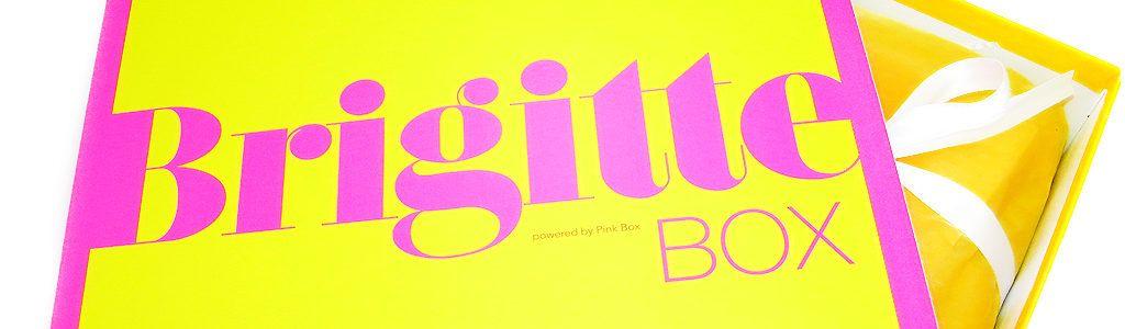 Brigitte Box Ausgabe August / September 2016