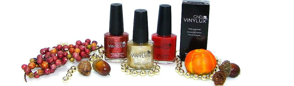 Cnd™ Vinylux™ Craft Culture Collection Herbst/Winter 2016
