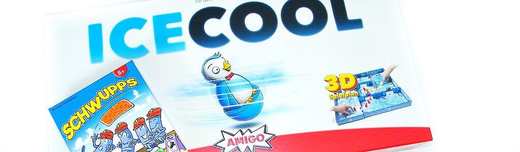 AMIGO Spiele – Icecool und Schwupps