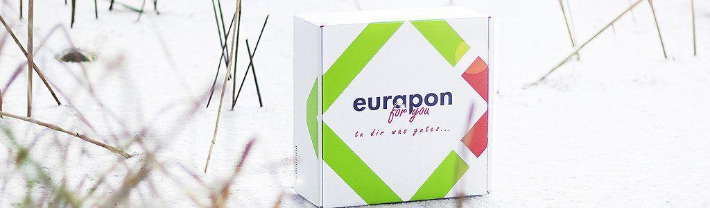 eurapon for you Box – Winter Edition 2017