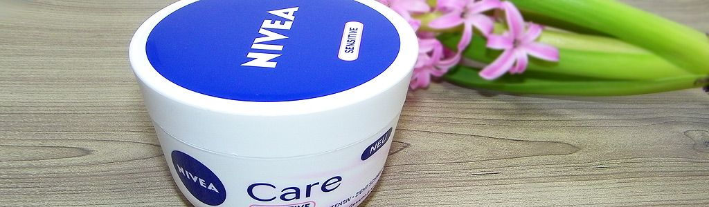 nivea care sensitive creme f r gesicht und k rper. Black Bedroom Furniture Sets. Home Design Ideas
