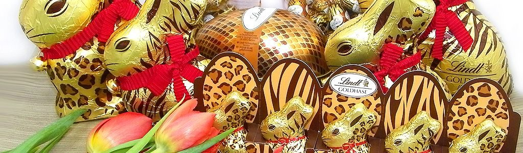 Lindt Animal Print Designedition zu Ostern