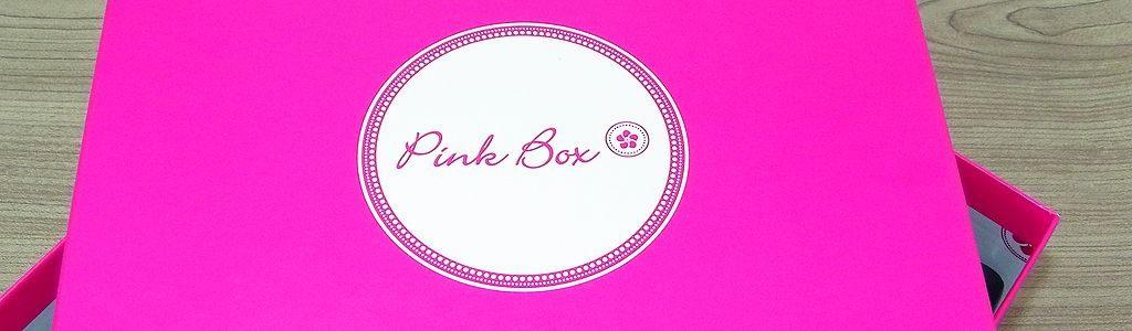 Pink Box – Ausgabe März 2017 mit dekorativer Kosmetik