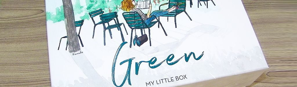My Little Box April – Green Box der Frühling ist da