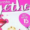 Pink Box celebrate together