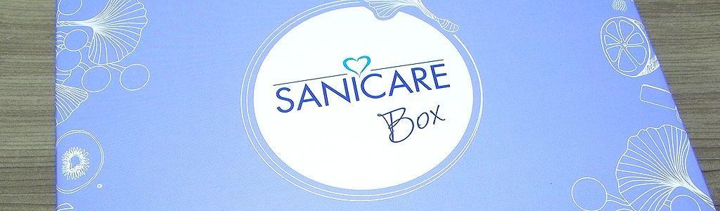 Sanicare Box 1. Ausgabe 2017 – Fit und schlank