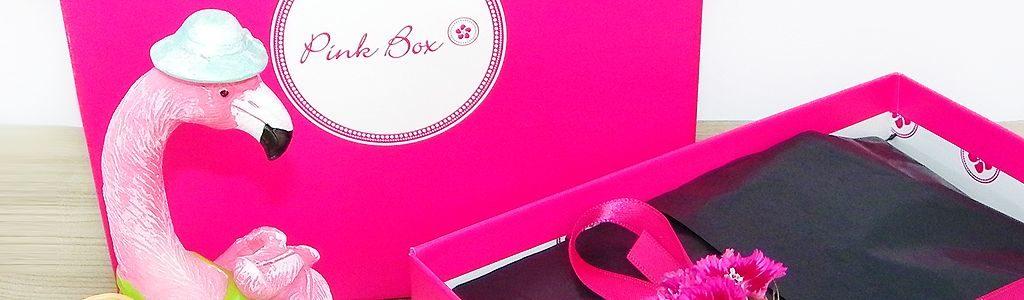 Pink Box Juni 2017 – Reiseziel Beauty