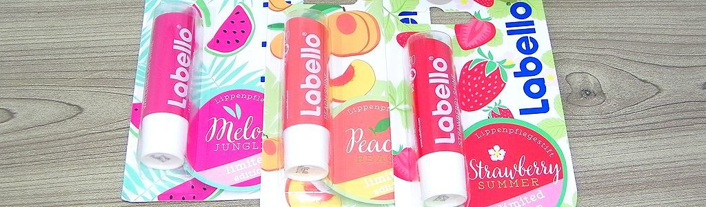 Labello – fruchtige Limited Sommeredition
