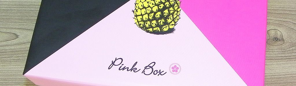 Pink Box Juli 2017 – Grazia for Pink Box