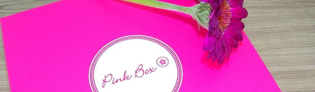 Pink Box August 2017 – Freundinnentag 2017