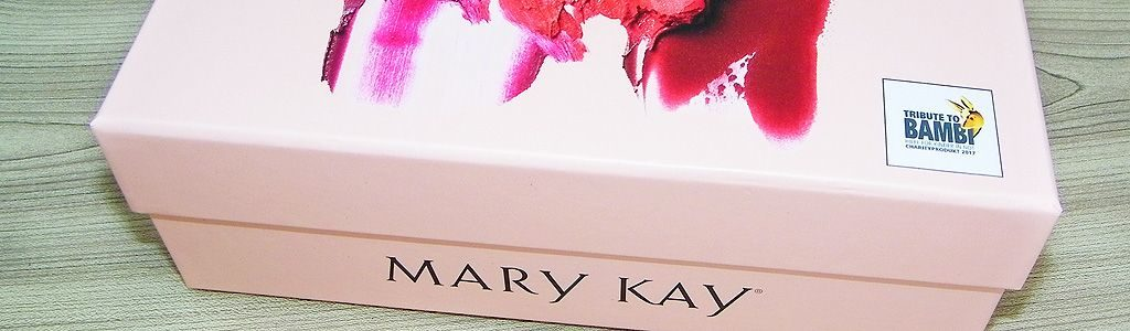 Mary Kay® Tribute to Bambi Charity-Box