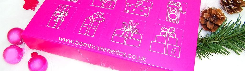 Bomb Cosmetics Adventskalender 2017
