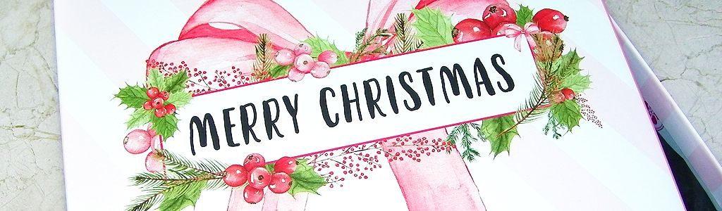 Pink Box Dezember 2017 – Merry Christmas
