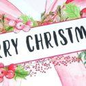 Pink Box Dezember 2017 - Merry Christmas