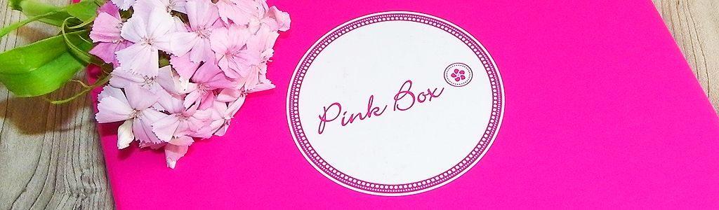Pink Box Look Wonderful – Mai 2018