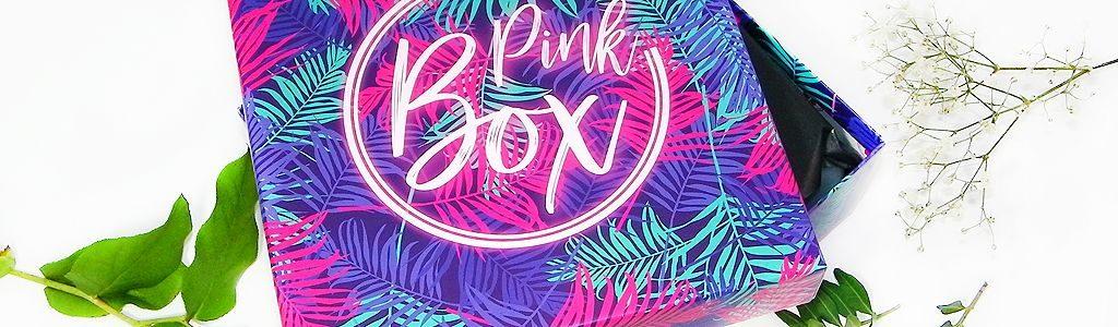Pink Box Juni 2018 – Neon Tropic
