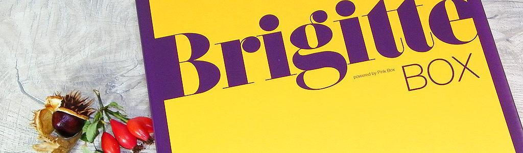 Brigitte Box Nr. 5/2018 – der Herbst hält Einzug