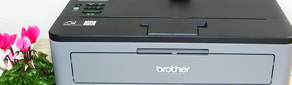 Brother HL-L2350DW Kompakter S/W-Laserdrucker
