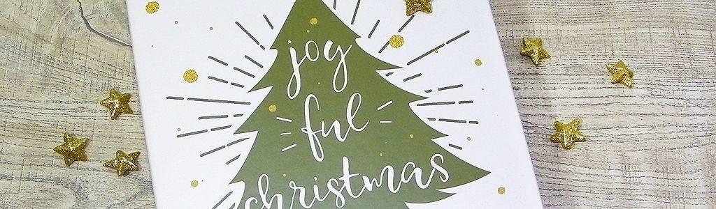 Pink Box Dezember 2018 – Joyful Christmas