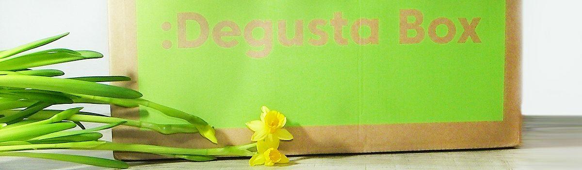 Degusta Box Januar 2019 – Fit ins neue Jahr