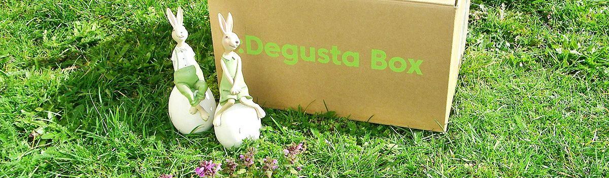 Degusta Box März 2019 – Leckeres für den Osterbrunch
